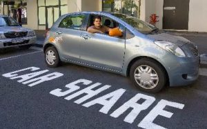 Carshare Parking