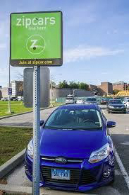 Dedicated Carshare Parking