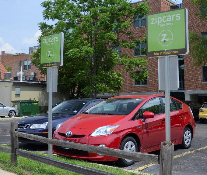 On Site Carshare